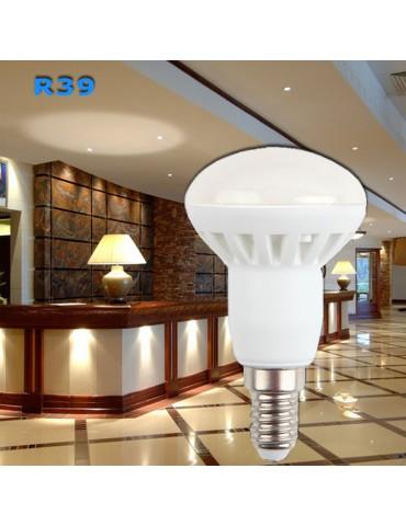 LED Reflectora  R39 3,5W E14 230V HTPC + Aluminio