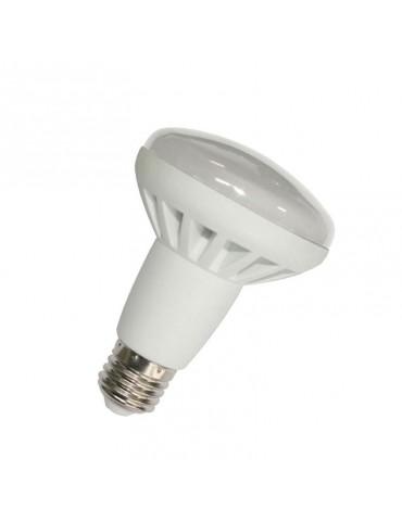 LED Reflectora R80 10W E27 230V HTPC+Aluminio
