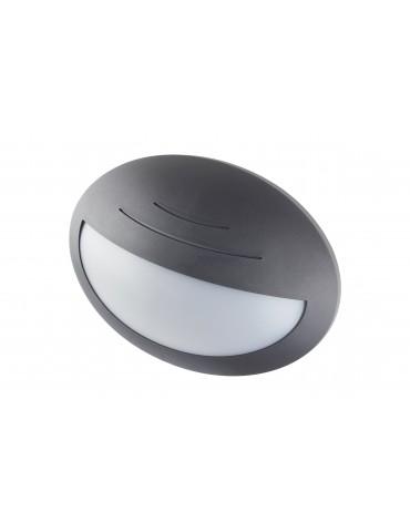 Plafón Oval LED 16W Sofía-OC