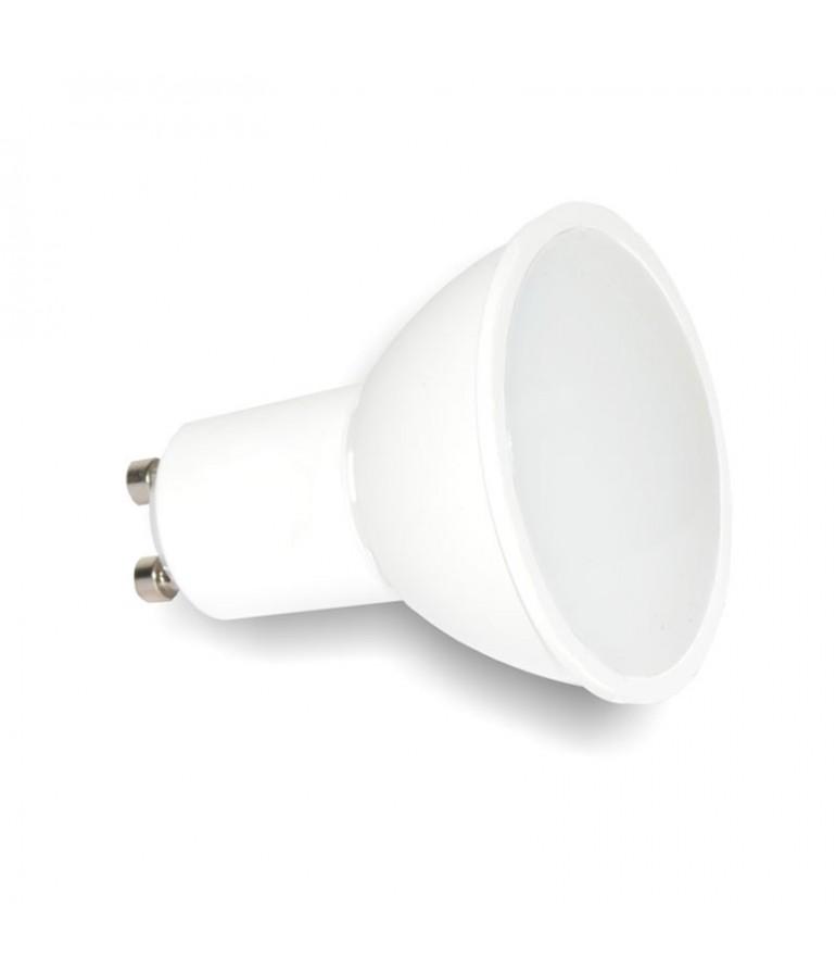 LED dicroica GU10 7W 230V HTPC+Aluminio