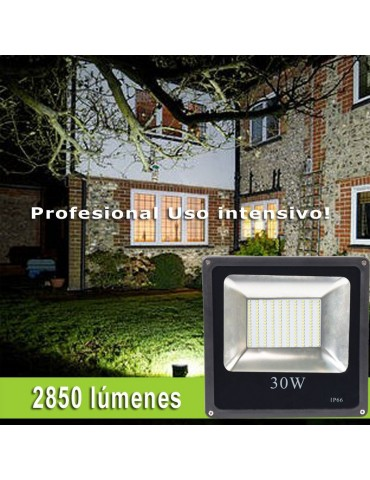 Foco Proyector LED PRO 30W SMD 120º