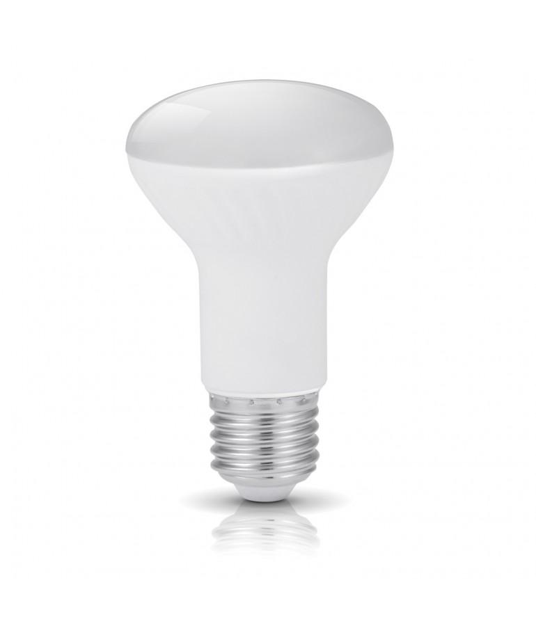 LED Reflectora R63 7W E27 230V HTPC+Aluminio