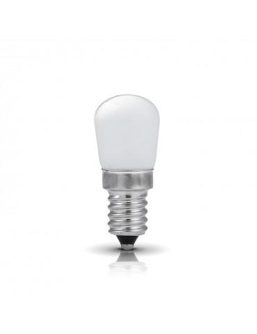 LED Pebetero ST26 2W E14 Cristal 360°