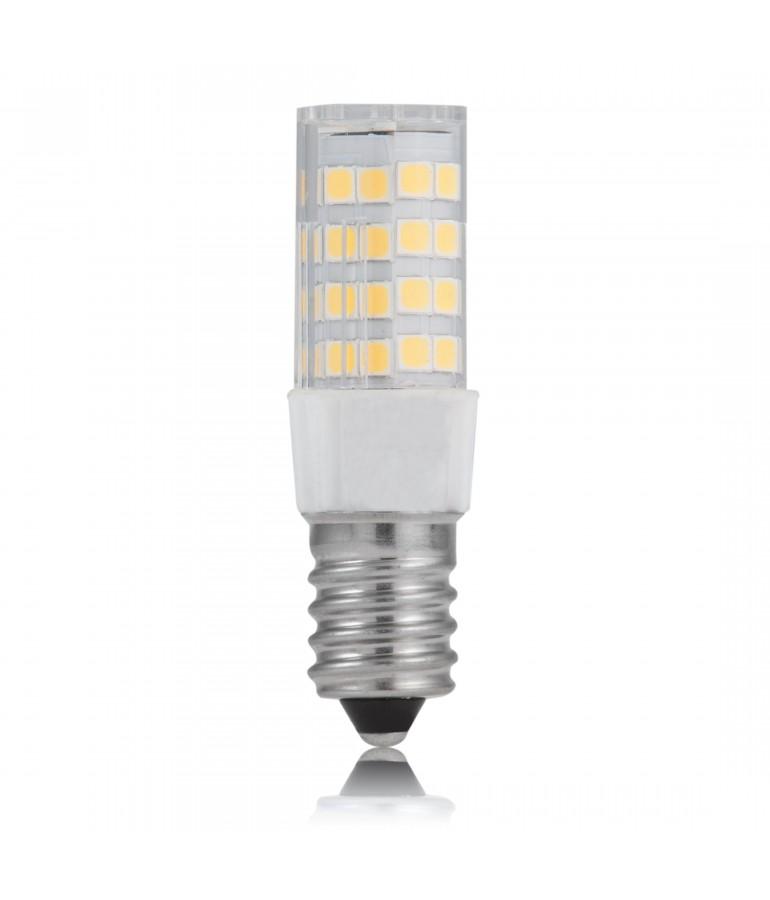 Bombilla LED TUBULAR 5W E14 Cristal 360°