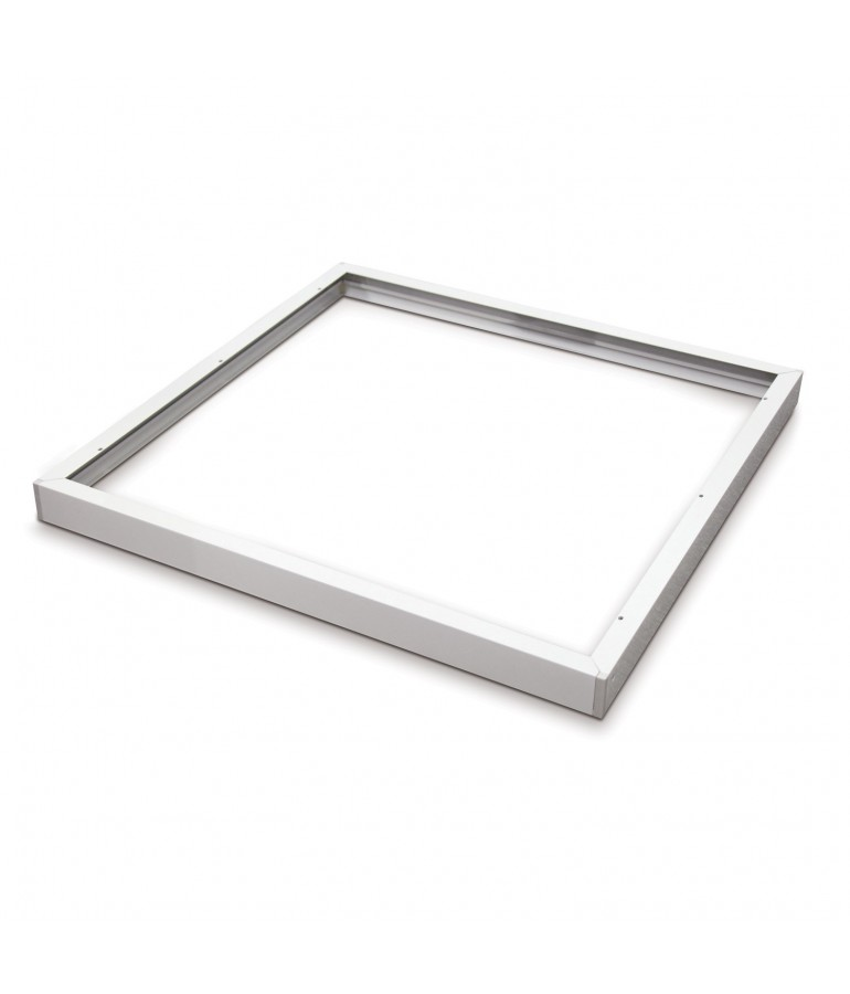 KIT DE MONTAJE EN SUPERFICIE PANEL LED 60x60cm
