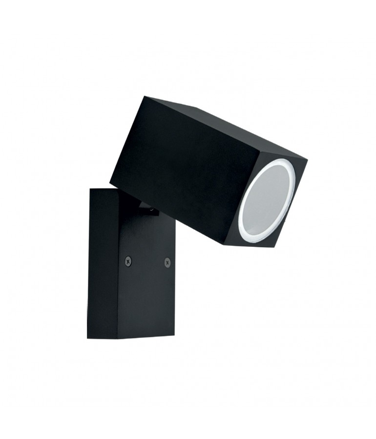 Aplique LED jardín Basculante 90º una cara QUAZAR 15
