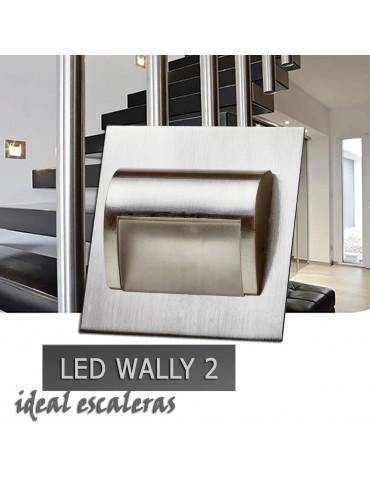 Foto Aplique LED empotrable de Escalera WALLY 2