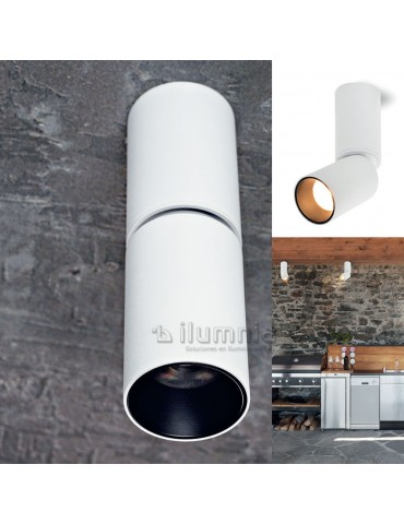 Aplique LEDde techo 8W INARI basculante