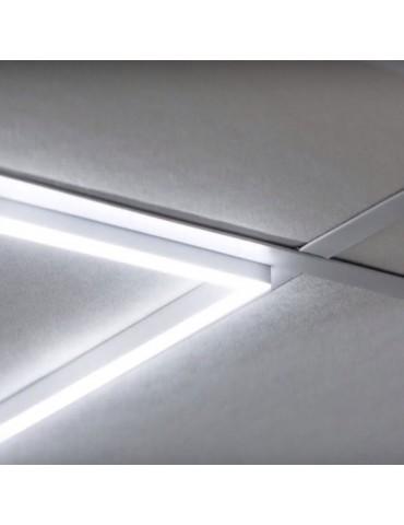 MARCO LUMINOSO LED 40W 600x600mm TECHO MÍA