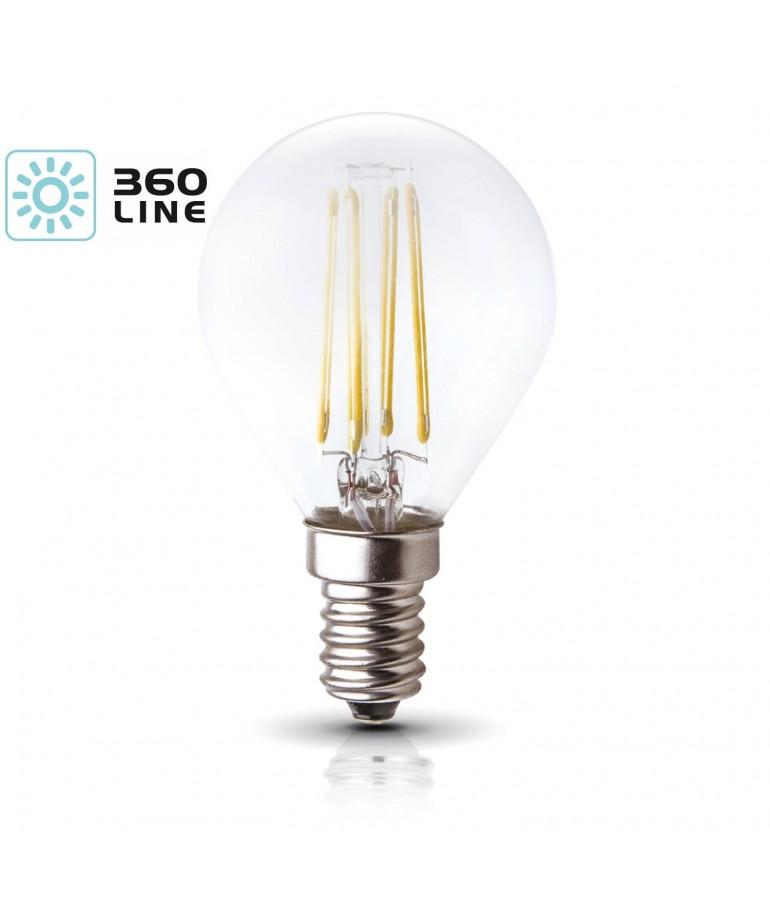 LED VINTAGE FILAMENTO E14