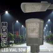 Luminaria vial 50w portada