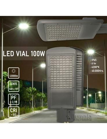 Luminaria vial 100w portada