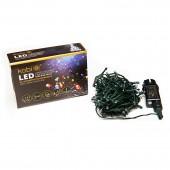 Luces Led Navidad Multicolor Exterior 100 LEDS