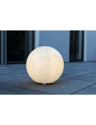 Foto Bola luminosa de jardín tamaño M E27