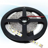 Tira Led 12VDC 14,4W IP65 120° Luz Cálida SMD5730 rollo 5m