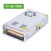 Fuente Alimentación 350W 12VDC Metálica IP20 29A