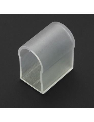 Tapa final de silicona para Tiras Neón Led SMD3825 230V