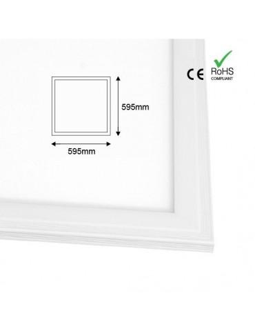 Dimensiones Panel LED SLIM IP65 40W 600x600mm Premium
