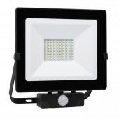 Foco Proyector LED 50W  sensor de movimiento IP65