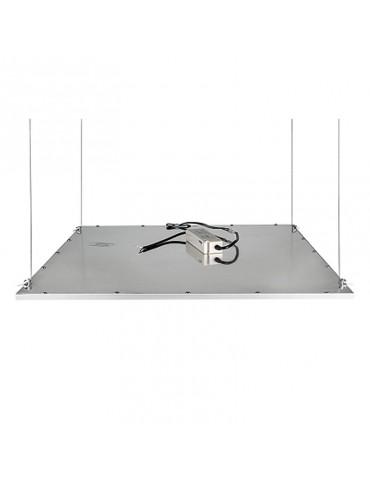 PANEL LED SLIM kit colgar 48W 600x600mm