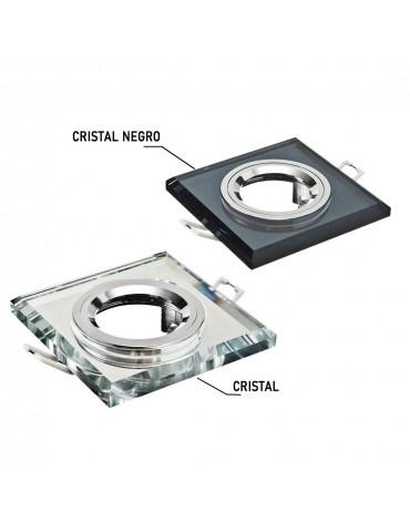 Aros de empotrar basculante en cristal modelos