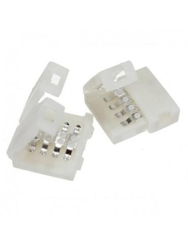 Conector sin cable para Tiras de Led RGB DC 12V