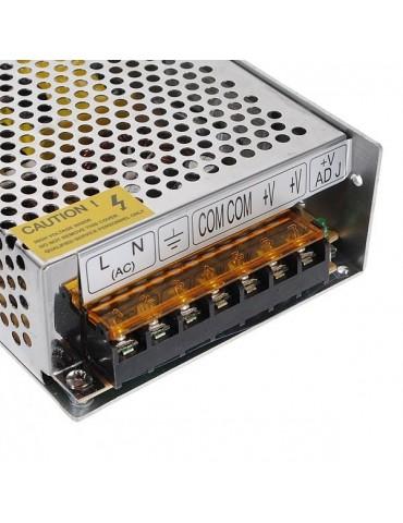 Fuente Alimentación 150W 24VDC Metálica IP20