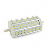 Lineal R7S Multiled 14W 118 mm Aluminio