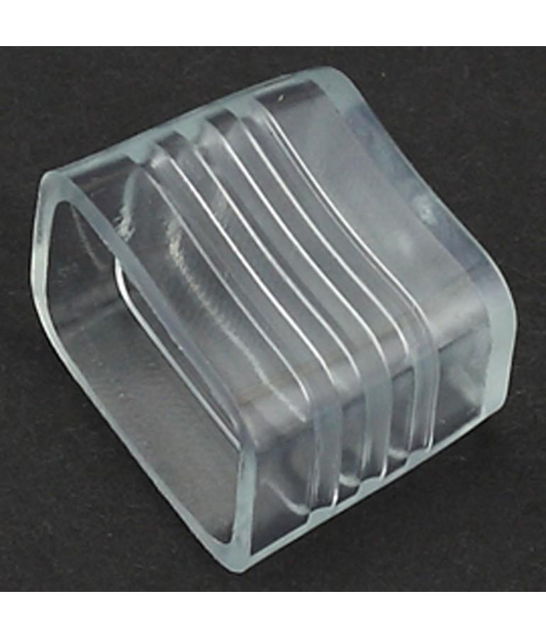 Tapa final de silicona para Tiras de Led SMD5050 230V