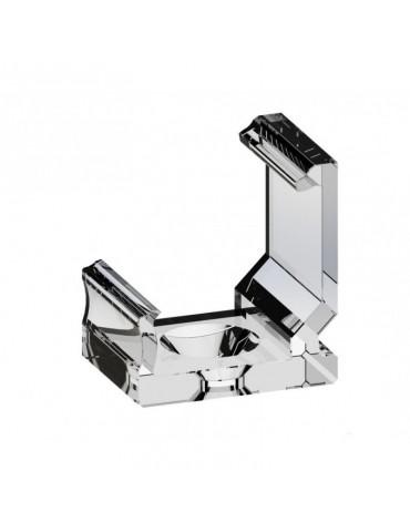 Clip sujeción perfil ESQUINERO aluminio tira led