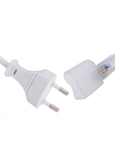 Conector para Tiras de Neón Led RGB 230V IP65