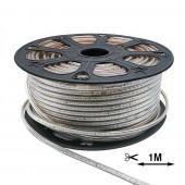 TIRA DE LED AC230V 14,4W/m IP67 160°RGB impermeable