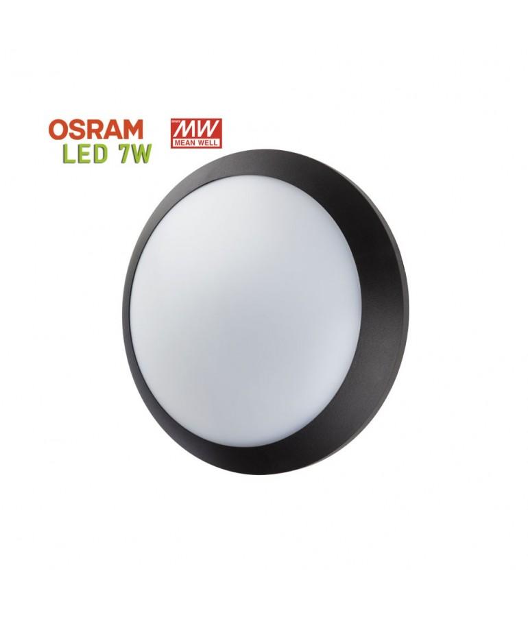 Plafón Redondo LED 7W Mini Sofía-RS