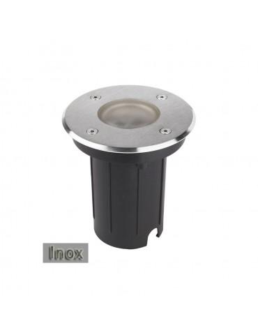 Foco Proyector de suelo Circular Gil 120 empotrar