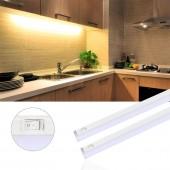 Foto REGLETA LED T5 5W 30cm interconectable con interruptor