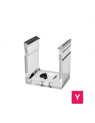 """Clip sujeción perfil ALTO """"Y"""" aluminio tira led"""