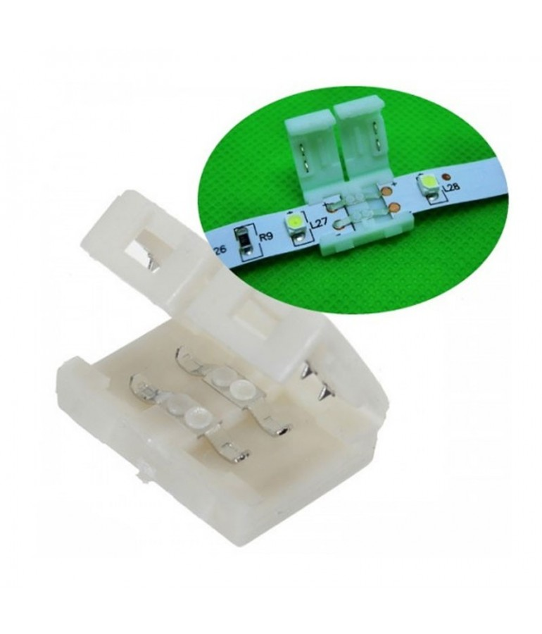 Conector sin cable para Tiras de Led Monocolor DC 12V