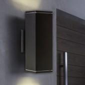 Aplique LED exterior doble cara jardín QUAZAR 4