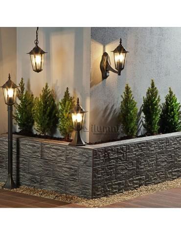Farolas led jardín terraza modelos