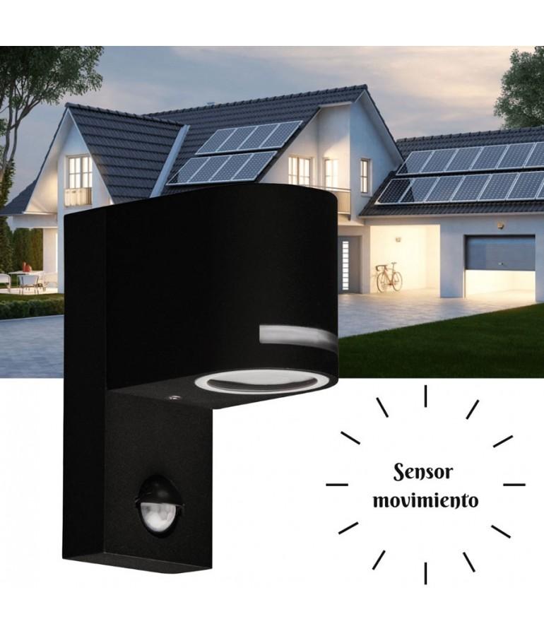 Aplique LED jardín sensor de movimiento QUAZAR 13