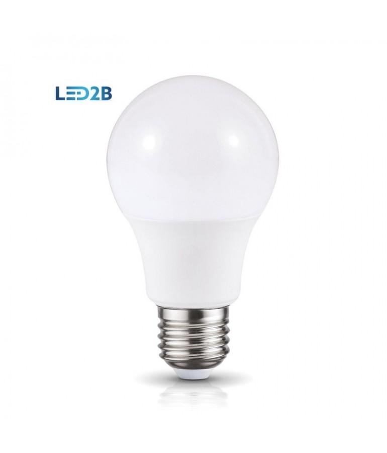 Bombilla LED A60 7W E27 premium 360° 230V CRISTAL
