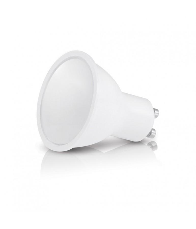 Bombilla LED dicroica GU10 1W 230V HTPC Aluminio