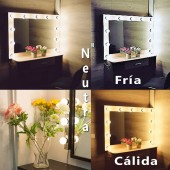 Tipos de luz LED Esférica G45 5,5W E27 HTPC Aluminio 220°