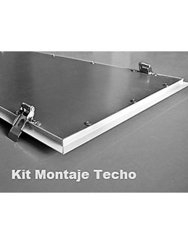 Detalle KIT DE MONTAJE EN ESCAYOLA EMPOTRAR PANEL LED 60x60cm/120x30cm