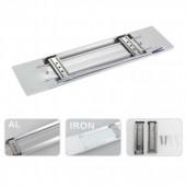 REGLETA LED SLIM 30W 90cm Aluminio PC Detalles