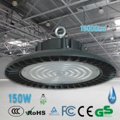CAMPANA INDUSTRIAL LED UFO 150W IP65 ALUMINIO 6000K 18000lm