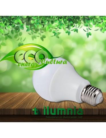 LED Estándar A65 15W E27 HTPC+Aluminio 220°