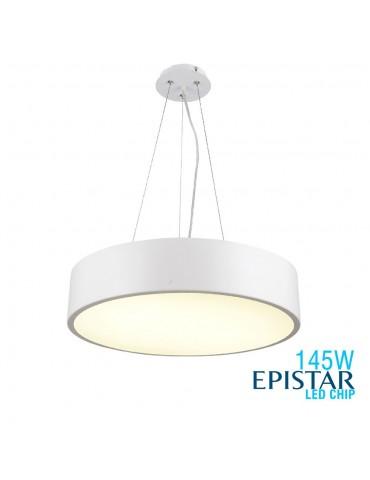Lámpara Colgante Decorativa LED Circular 145W Ø100cm