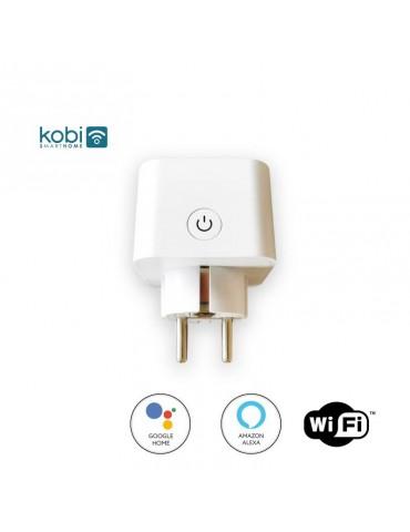 Enchufe SMART HOME controlable por WiFi