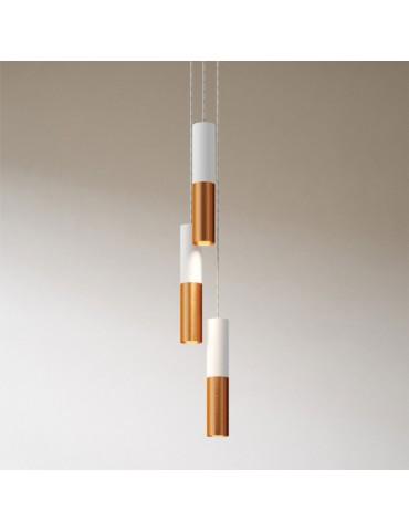 Lámpara colgante 3 Caídas SOGNO3 diseño...